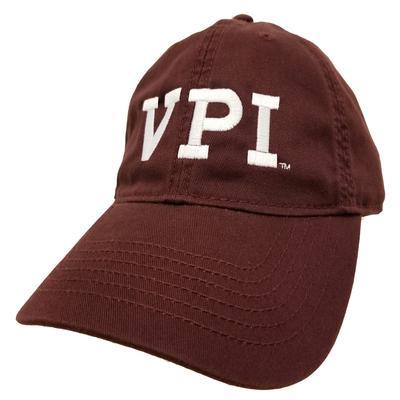 Virginia Tech Legacy VPI Adjustable Twill Hat