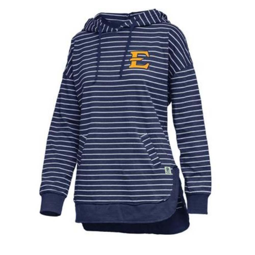 Etsu Pressbox Women's Cara Striped Hoodie
