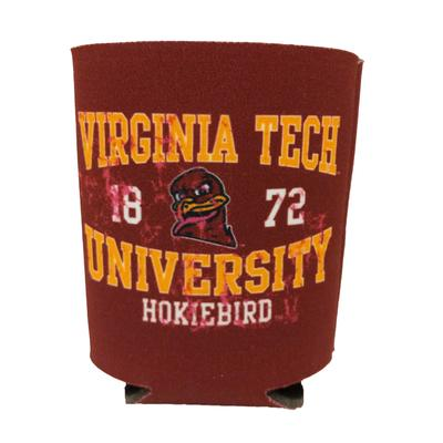Virginia Tech University Can Hugger