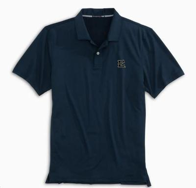 ETSU Men's First Mate Tonal Stripe Polo