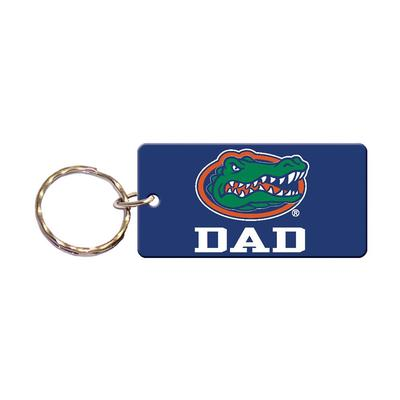 Florida Wincraft Dad Keychain