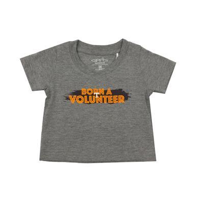Tennessee Infant Born a Volunteer Fan Short Sleeve Tee