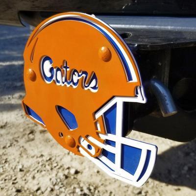 Florida Gameday Ironworks Helmet Hitch Cover