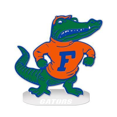 Florida Gameday Ironworks Mascot Yard Stand