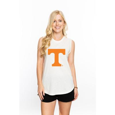 Tennessee Stewart Simmons Mascot Muscle Tank