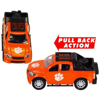 Clemson Jenkins Pull Back Toy Truck