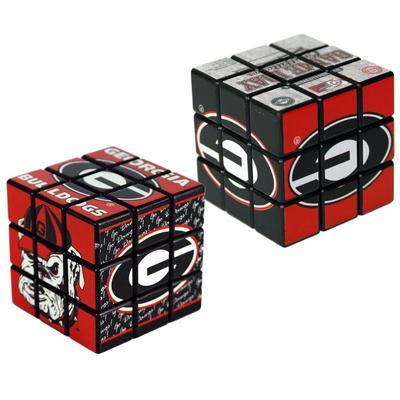 Georgia Jenkins Toy Puzzle Cube