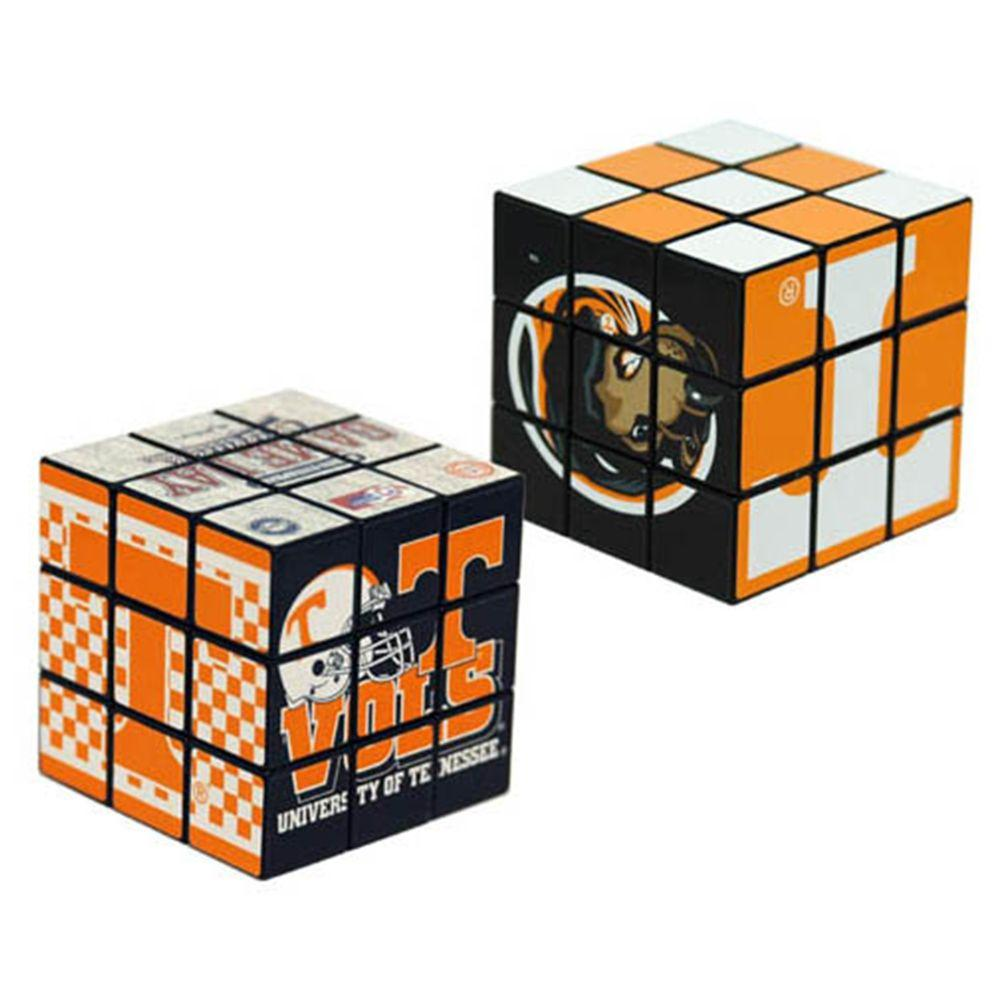 Tennessee Jenkins Toy Puzzle Cube