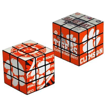 Clemson Jenkins Toy Puzzle Cube