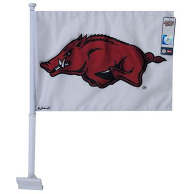 Arkansas Jenkins Hog Car Flag