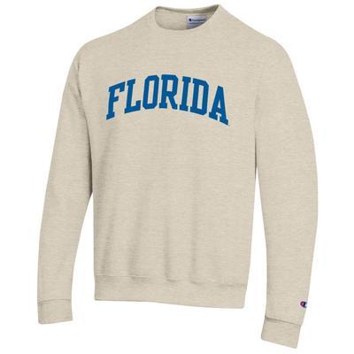 Florida Champion Arch Logo Fleece Crew