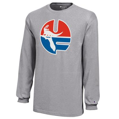 Florida Champion YOUTH Vault UF Long Sleeve Tee Shirt