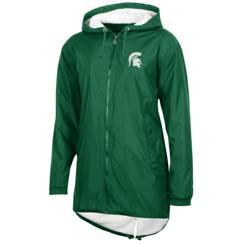 Michigan State Champion Women's Ultimate Stadium Jacket