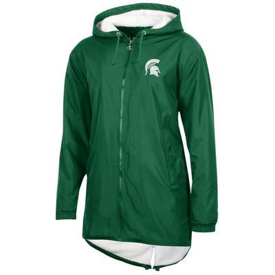 Michigan State Champion Women's Ultimate Stadium Jacket