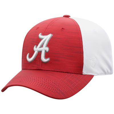 Alabama Top of the World Two Tone Onefit Hat