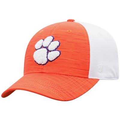 Clemson Top of the World Two Tone Onefit Hat