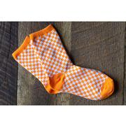 Tennessee Volunteer Traditions Youth Checkered Socks