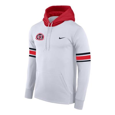 Georgia Nike 1980 National Championship 40th Anniversary Therma Pullover