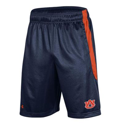 Auburn Under Armour Youth Game Day Perimeter Shorts