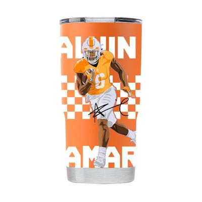 Tennessee Gametime Sidekicks Alvin Kamara 20 oz Tumbler