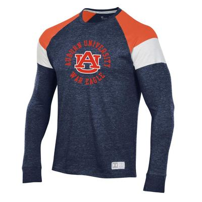 Auburn Under Armour Men's Game Day Long Sleeve Tee