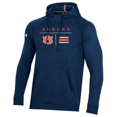 Auburn Under Armour Men's Campus Fleece Hoodie