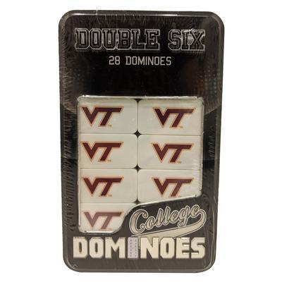 Virginia Tech Dominos