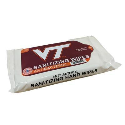 Virginia Tech Sanitizing Wipes