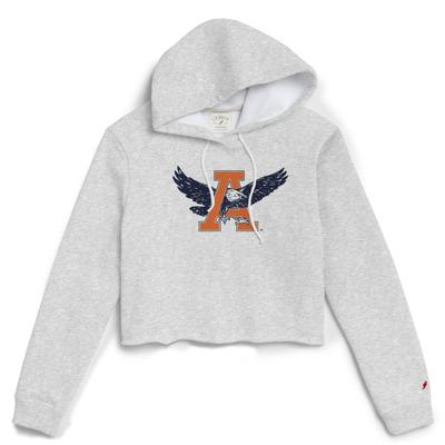 Auburn League Women's Vault Cropped Hoodie