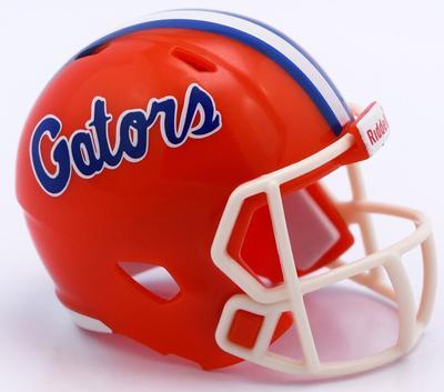 Florida Riddell Replica Pocket Helmet