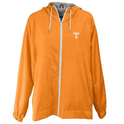 Tennessee Summit Full Zip Hooded Rain Jacket
