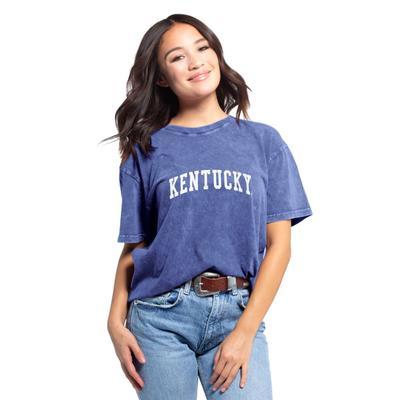 Kentucky Chicka-D Women's Everybody Vintage Arch Short Sleeve Tee