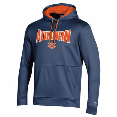 Auburn Champion Field Day Fleece Hoody