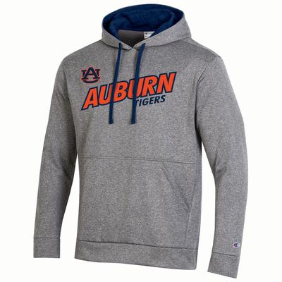 Auburn Champion Field Day Heather Fleece Hoody