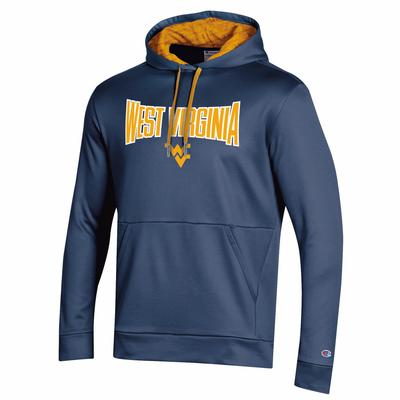 West Virginia Champion Field Day Fleece Hoody