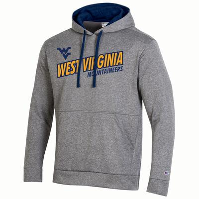 West Virginia Champion Field Day Heather Fleece Hoody