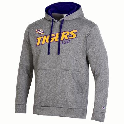 LSU Champion Field Day Heather Fleece Hoody