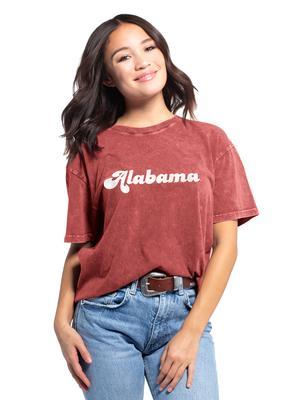 Alabama Chicka-D Women's Everybody Vintage Short Sleeve Tee