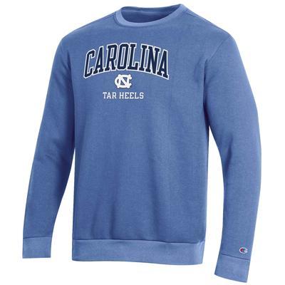 UNC Champion CVC Fleece Sweatshirt