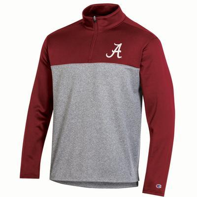 Alabama Champion Field Day 1/4 Zip Pullover