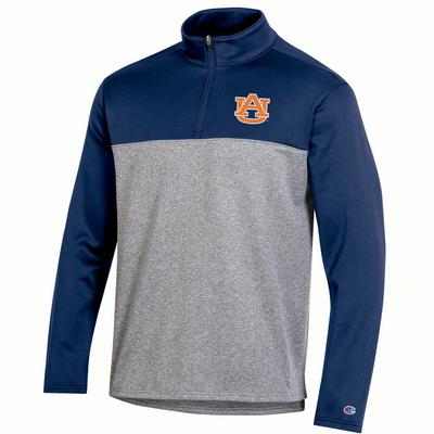 Auburn Champion Field Day 1/4 Zip Pullover