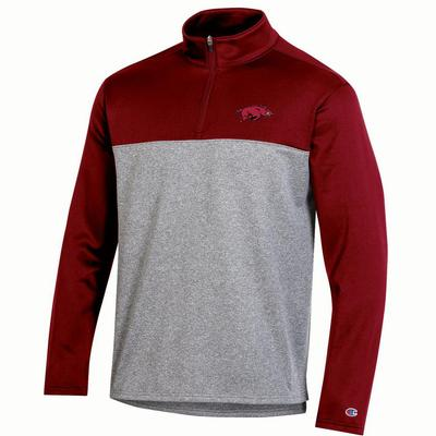 Arkansas Champion Field Day 1/4 Zip Pullover