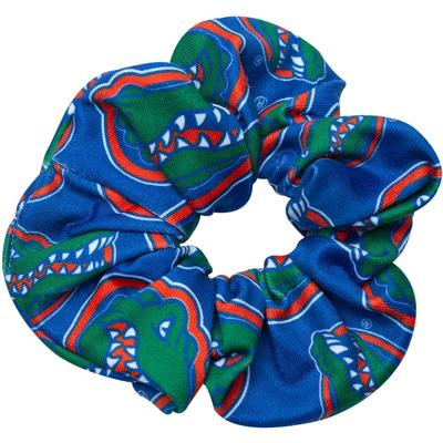 Florida ZooZat Gator Logo Hair Scrunchie