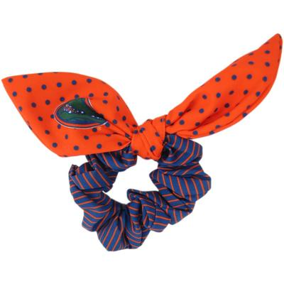 Florida ZooZat Scrunchie with Bow