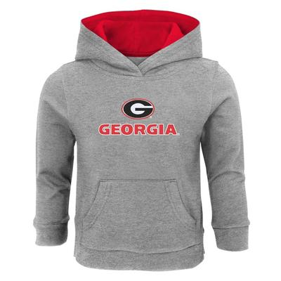 Georgia Gen 2 Toddler Heather Fleece Hoody