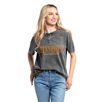 Tennessee Chicka-D Women's Everybody Large Classic Henley