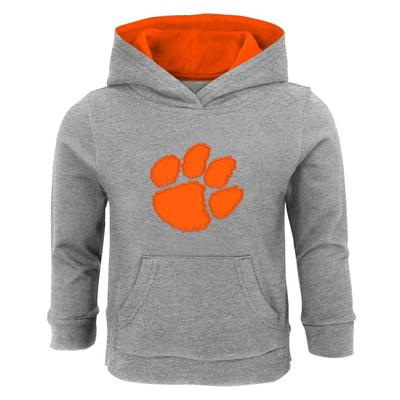 Clemson Gen 2 Toddler Heather Fleece Hoody