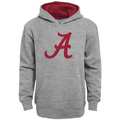 Alabama Gen 2 Kids Heather Fleece Hoody