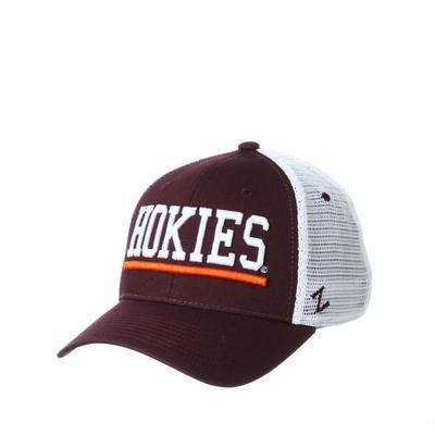 Virginia Tech Hokies Bar Mesh Hat