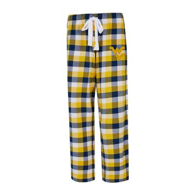 West Virginia Women's Flannel Pant